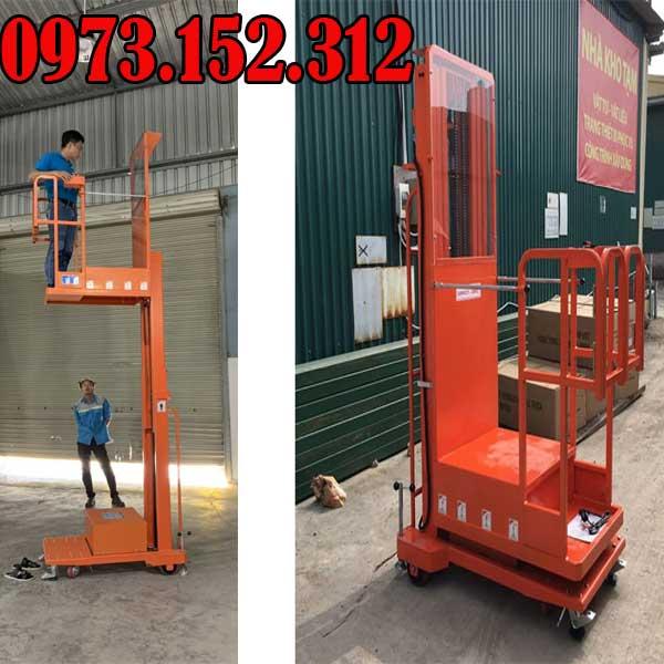 Thang nâng người GOPY 3.5 m tải trọng 200 kg