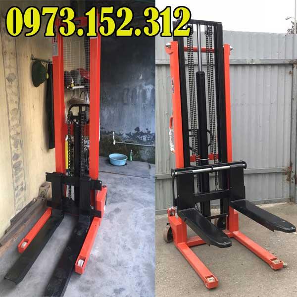 Cửa hàng bán xe nâng tay cao tại Hà Nội 1 tấn 1.5 tấn 2 tấn giá rẻ